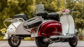 1960 Lambretta Li 150 Series Ii Right Rear Quarter