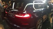 Bmw X7 M50d Rear Three Quarters