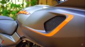Bajaj Pulsar 180f Neon Orange Fairing