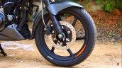 Bajaj Pulsar 180f Neon Orange Front Brake