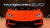 Lamborghini Huracan Evo Images Front