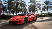 Lamborghini Huracan Evo Images Front Three Quarter