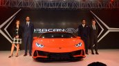 Lamborghini Huracan Evo Images India Launch Event