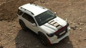 Modified Toyota Fortuner Top View Emt 1