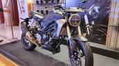 2019 Honda Cb300r India Launch Matte Axis Gray Met