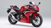 Honda Cbr400r Red Front Quarter