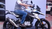 Bmw G 310 Gs Delivered To Sourav Ganguly