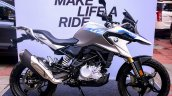 Bmw G 310 Gs Delivered To Sourav Ganguly Side Prof