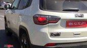 Jeep Compass Trailhawk Spy Shot