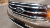 2019 Ford Endeavour Facelift Front Grille