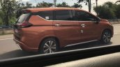 2019 Nissan Grand Livina Spy Shot