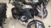 Bajaj Pulsar Ns200 Neon Graphics Blue Right Side