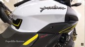 Bajaj Pulsar Ns200 Neon Graphics Yellow Fuel Tank