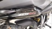 Bajaj Pulsar Ns200 Neon Graphics Yellow Rear Panel