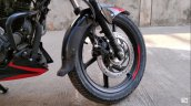 Bajaj Pulsar 180 Abs At Dealership Front Brake