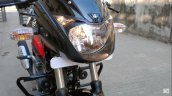 Bajaj Pulsar 180 Abs At Dealership Headlight
