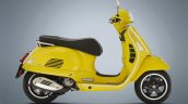 Vespa Gts 300 Hpe Right Side