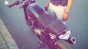Bajaj Pulsar 180 Modified Into Ducati Scrambler Re