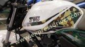 Tvs Star City Plus Kargil Edition Fuel Tank