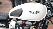 2019 Triumph Street Scrambler India Launch Fuel Ta