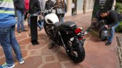 2019 Triumph Street Scrambler India Launch Left Re
