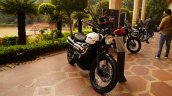 2019 Triumph Street Scrambler India Launch Right F