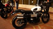 2019 Triumph Street Scrambler India Launch Right R