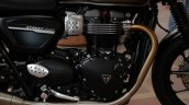 2019 Triumph Street Twin India Launch Engine