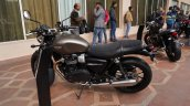 2019 Triumph Street Twin India Launch Left Side