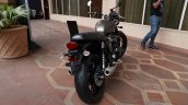 2019 Triumph Street Twin India Launch Right Rear