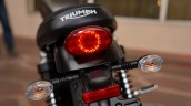 2019 Triumph Street Twin India Launch Tail Light