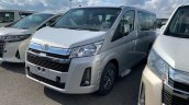2019 Toyota Hiace Front Three Quarters