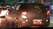 Hyundai Styx Hyundai Qxi Chennai Spy Shot
