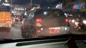 Hyundai Styx Hyundai Qxi Spy Photo