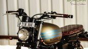 Royal Enfield Desert Storm 500 Called Europa By Ei
