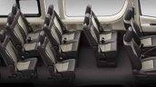 2019 Toyota Hiace Cabin