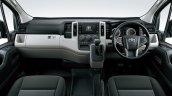 2019 Toyota Hiace Commuter Interior