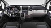2019 Toyota Hiace Dashboard