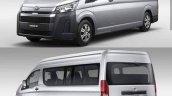 2019 Toyota Hiace Leaked Image