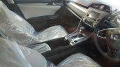 2019 Honda Civic V I Dtec Diesel Interior