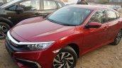 2019 Honda Civic Vx I Vtec Petrol Front Three Quar
