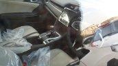 2019 Honda Civic Vx I Vtec Petrol Interior
