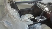 2019 Honda Civic Vx I Vtec Petrol Seats