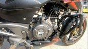 Bajaj Pulsar 150 Twin Disc Abs At Dealership Engin