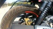 Bajaj Pulsar 150 Twin Disc Abs At Dealership Rim S
