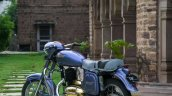 1973 Jawa 250 By Devashish Jethwani Left Rear Quar