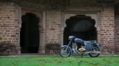 1973 Jawa 250 By Devashish Jethwani Left Side 2