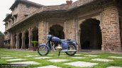 1973 Jawa 250 By Devashish Jethwani Left Side
