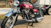 1985 Yamaha Rd350 By Bluesmoke Customs Left Front