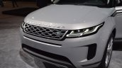 2019 Range Rover Evoque Front Fascia At 2019 Chica